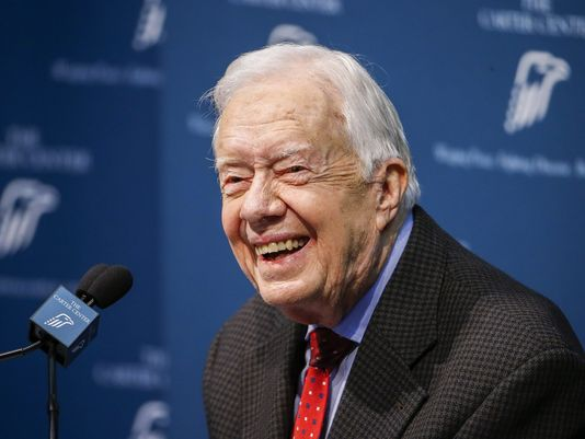 Jimmy Carter on cancer diagnosis