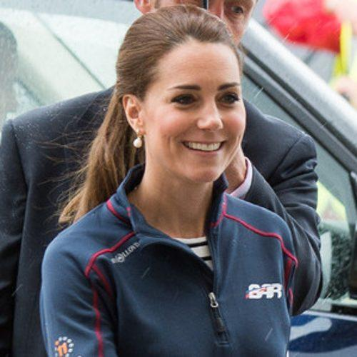 Kate Middleton advanced scuba diver