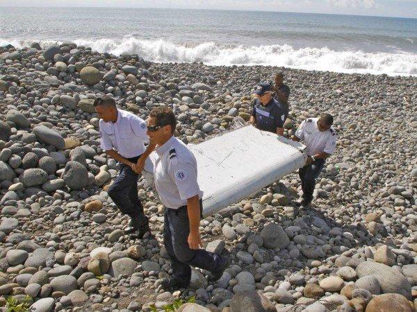 MH370 debris Reunion 2015