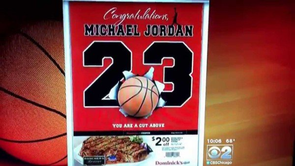 Michael Jordan vs Dominicks