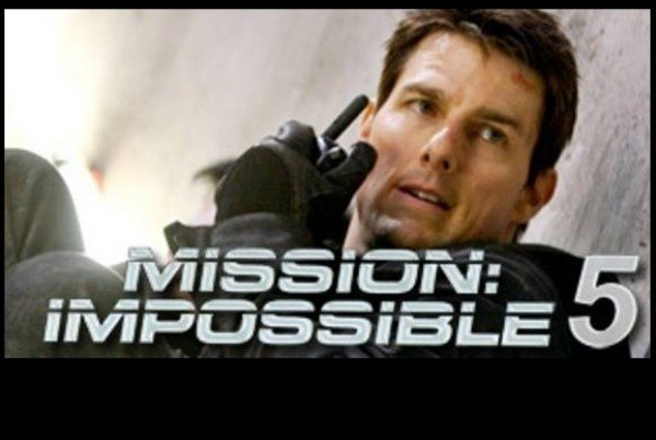Mission Impossible 5 tops US box office