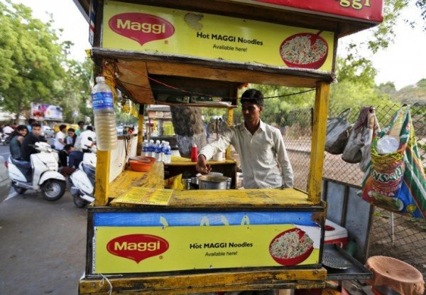 Nestle sued over Maggi noodles