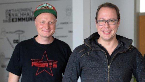 Netzpolitik treason case Markus Beckedahl and Andre Meister