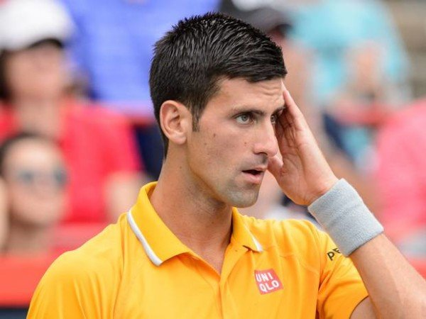 Novak Djokovic complains about cannabis smell at Rogers Cup
