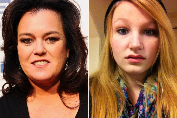 Rosie O Donnell missing daughter found