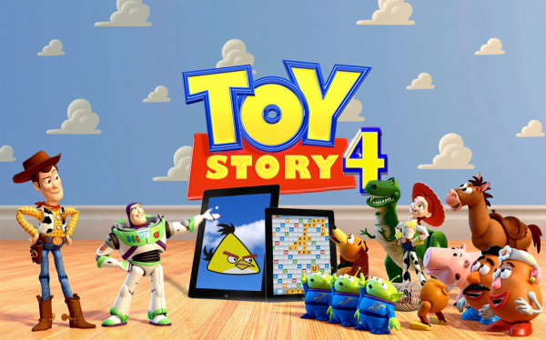 Toy Story 4 love story
