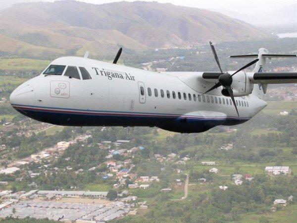 Trigana Air crash Indonesia