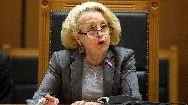 Vassiliki Thanou Becomes Greece's First Female Prime Minister