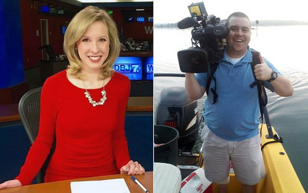Virginia TV shooting Alison Parker and Adam Ward
