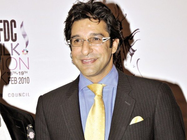 Wasim Akram car attacked