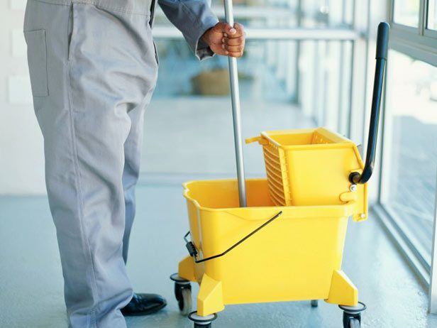 What are complete cleaning services for Garden cleaning services