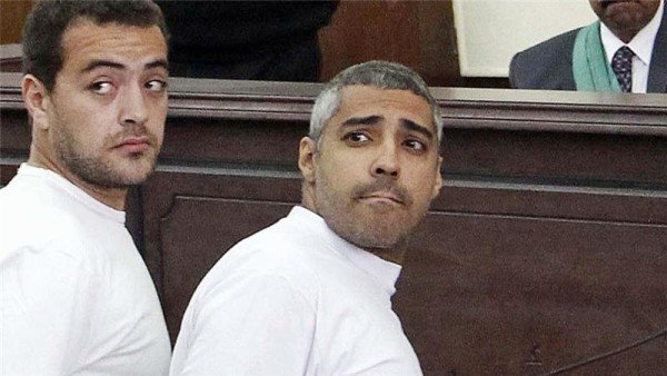 Al Jazeera journalists Egypt