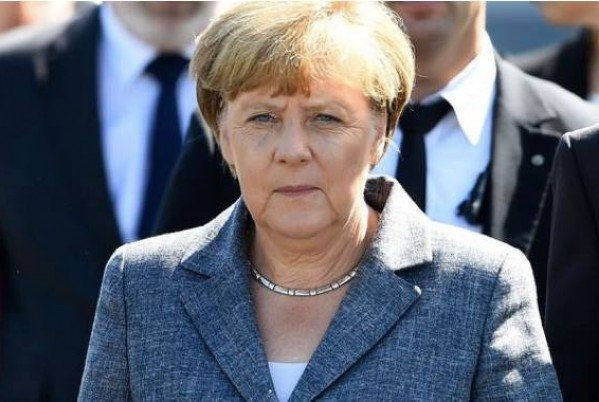 Angela Merkel on migrant crisis