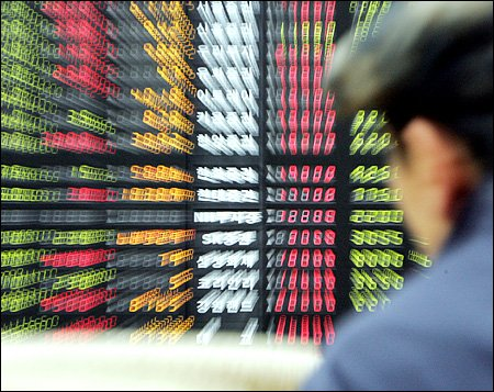 Asian markets trade higher