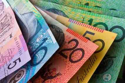 Australia slowdown 2015