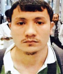 Bangkok bomb attack suspect Abudusataer Abudureheman