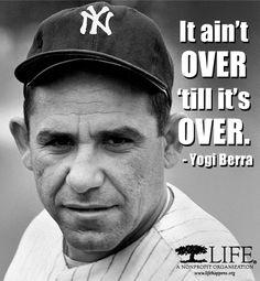 Baseball legend Yogi Berra dead