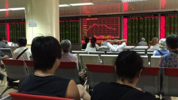 China stock market September 2015