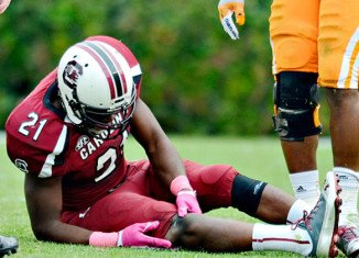College Football Injuries