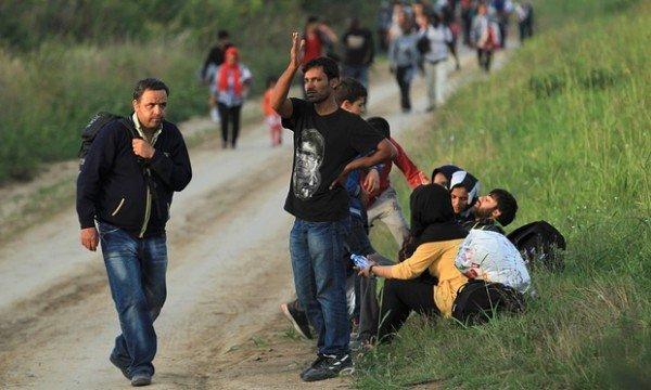 Croatia refugee crisis