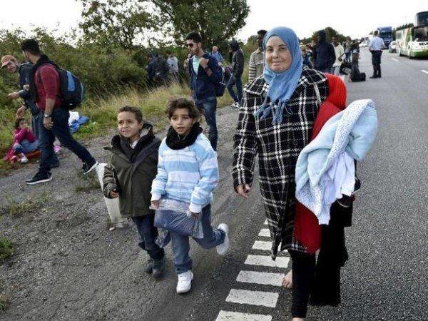 Denmark and refugees 2015