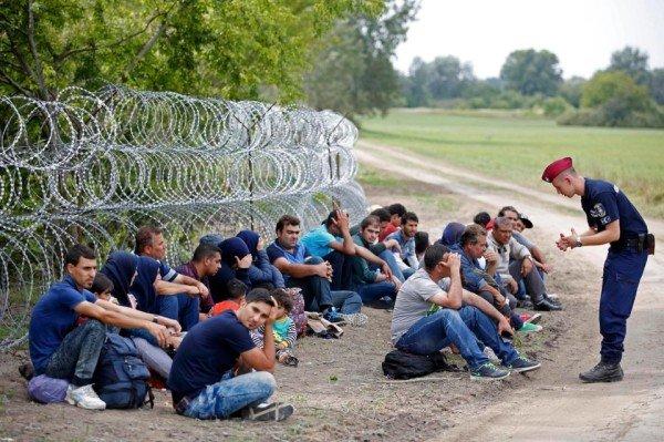 EU refugee crisis 2015