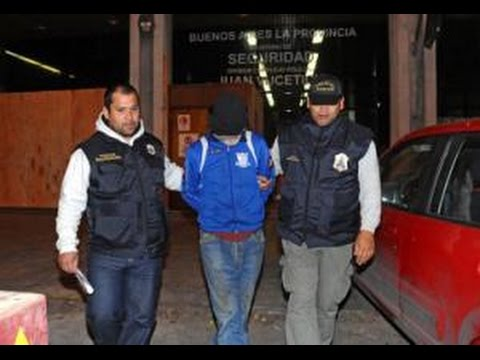 Edgardo Oviedo arrested in Argentina