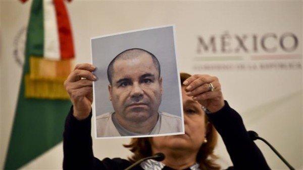 El Chapo Guzman jail escape 2015