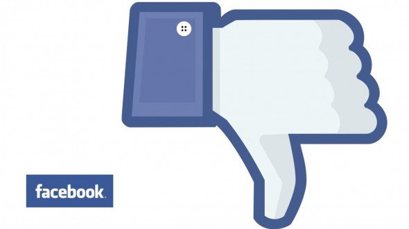 Facebook adds Dislike button