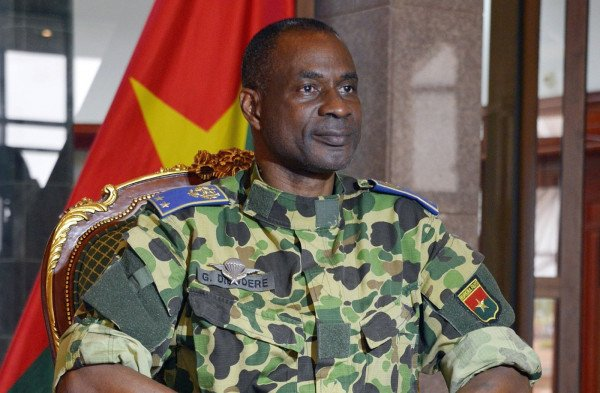 Gilbert Diendere assets frozen after Burkina Faso failed coup