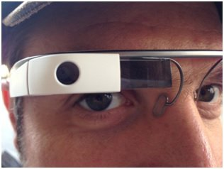 Google Glass image by Michael Praetorius