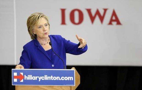 Hillary Clinton opposes Keystone pipeline