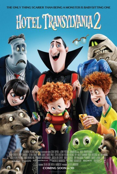 Hotel Transylvania 2 box office