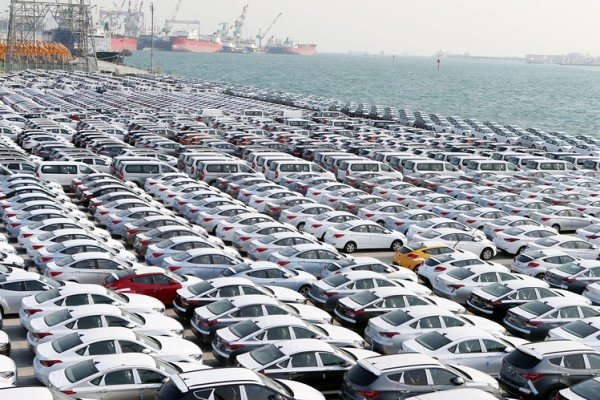Hyundai workers strike 2015