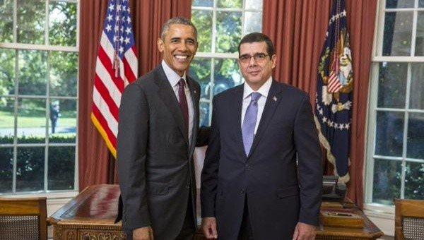 Jose Cabanas first Cuban ambassador to US