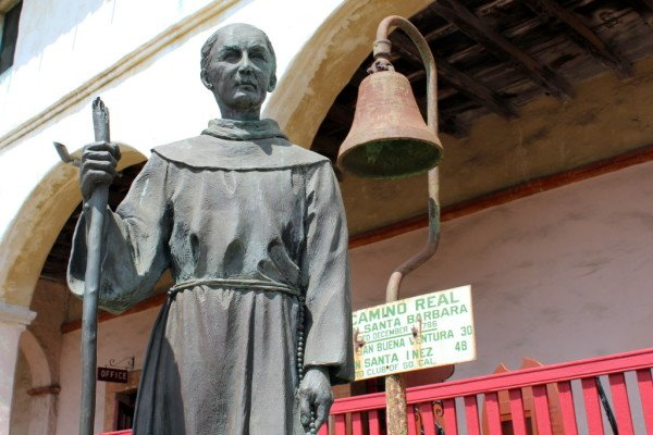 Junipero Serra canonization