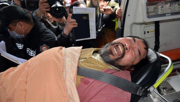 Kim Ki jong ambassador attack 2015