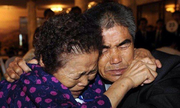 Korean family reunion