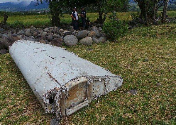MH370 flaperon reunion