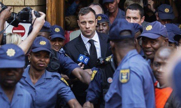 Oscar Pistorius parole 2015