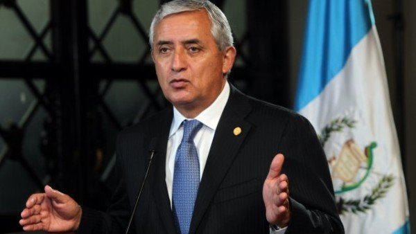 Otto Perez Molina Guatemala corruption scandal