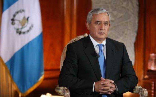 Otto Perez Molina resigns as Guatemala president