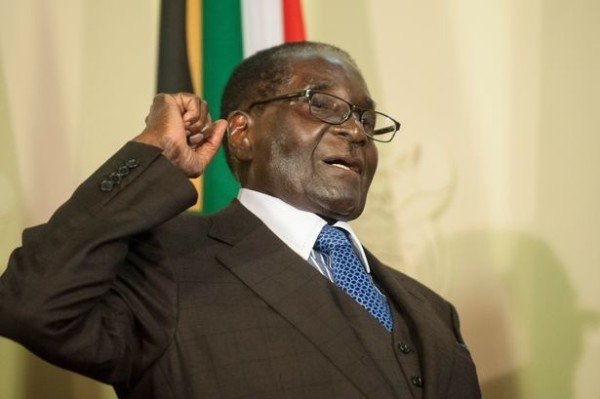 Robert Mugabe wrong speech 2015