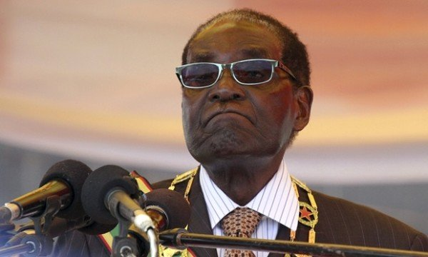 Robert Mugabe wrong speech