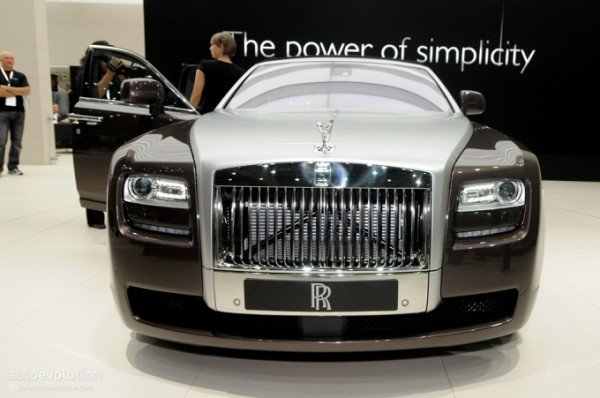 Rolls Royce China market