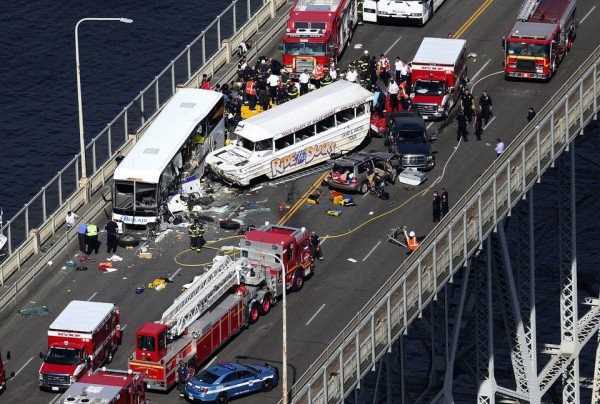 Seattle Duck Boat collision