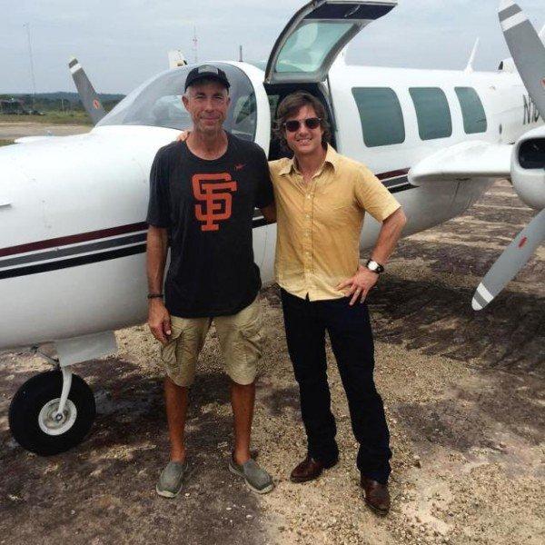 Tom Cruise pilots killed in plane crash