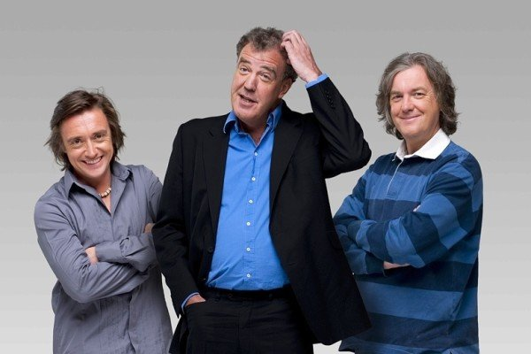 Top Gear trio rejected by Netflix