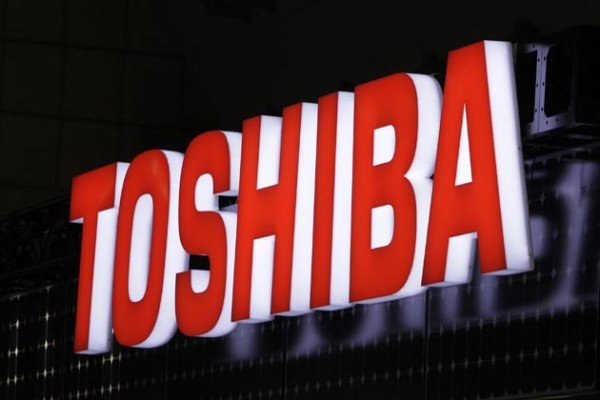 Toshiba annual loss 2015