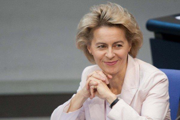 Ursula von der Leyen PhD plagiarism